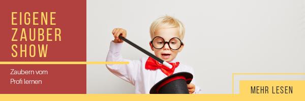 Link zu Zaubern lernen für Kinder