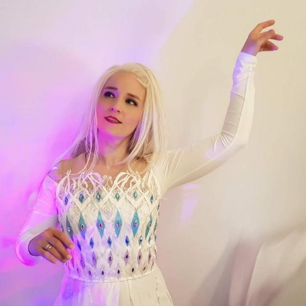 KidsEffekt Eiskönigin Elsa
